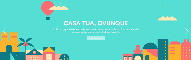 Portale online Airbnb