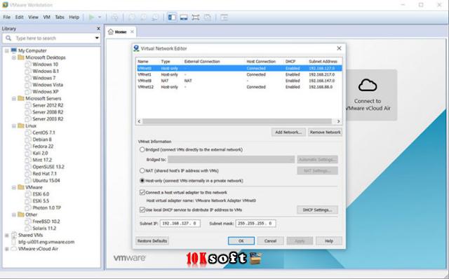 VMware Workstation Pro 12.5.0 Build 4352439 Free Download