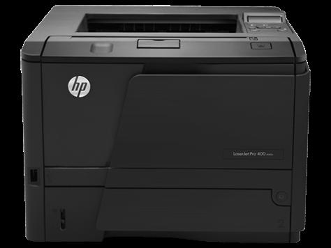HP LaserJet Pro 400 Printer M401 Drivers