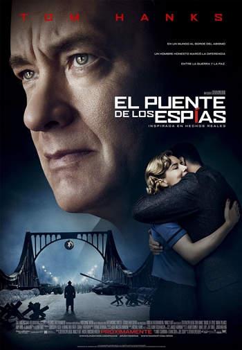 Puente de Espías (2015) DVDRip Latino