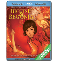 BIG FISH AND BEGONIA (2018) 1080P HD MKV ESPAÑOL LATINO