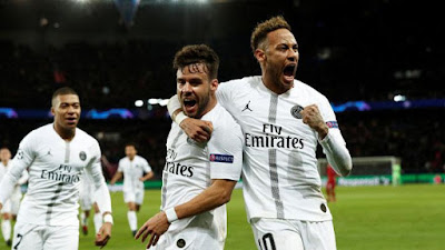 Highlight Paris St. Germain 2-1 Liverpool, 28 November 2018