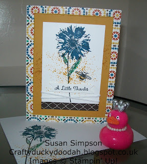 Craftyduckydoodah!, Stampin' Up! Susan Simpson Independent Stampin' Up! Demonstrator, Touches of Texture,