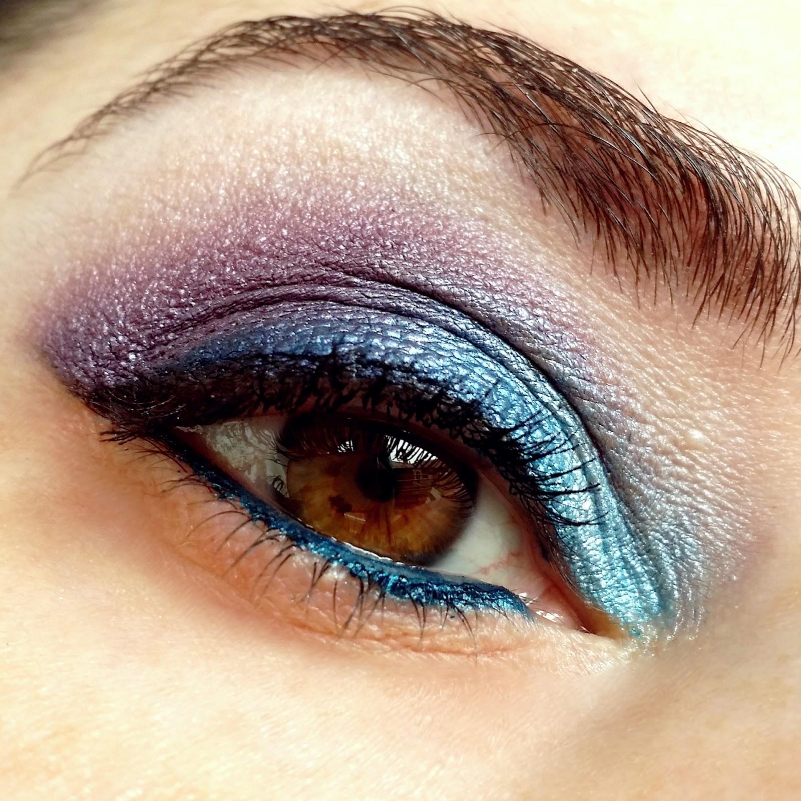 trucco-blu-occhi-marroni