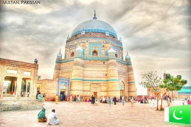 Multan (Urdu: مُلتان), is a city in Punjab, Pakistan