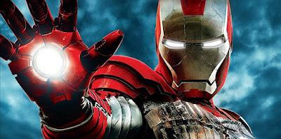 Iron Man 2 Road to Infinity War Banner