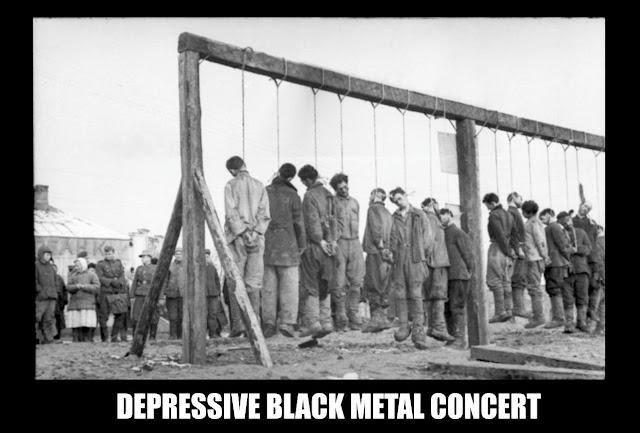 Depressive Black Metal Concert