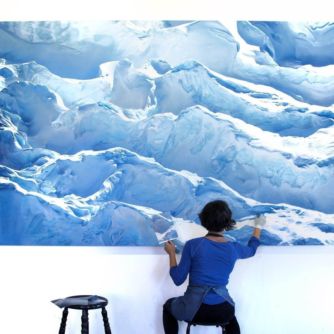 09-Ice-and-Snow-Zaria-Forman-Ice-Snow-and-Water-Pastel-Drawings-www-designstack-co