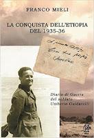 La conquista dell'Etiopia del 1935-1936 copertina del romanzo