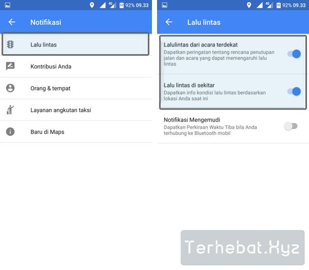 aplikasi pemantau lalu lintas untuk android