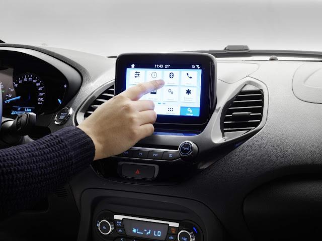 Novo Ford Ka 2019: detalhes e facelift revelado