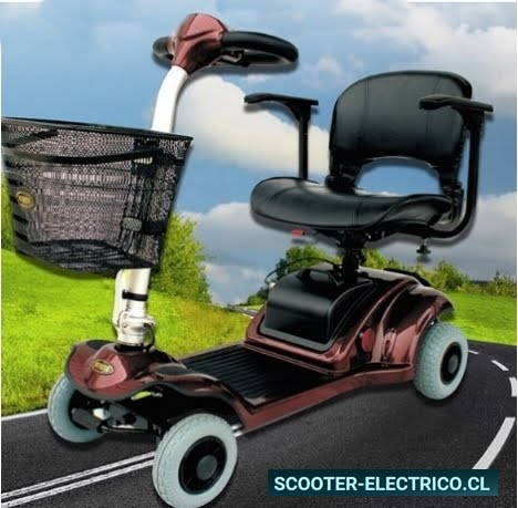 Scooter minusvalidos Mod: S43