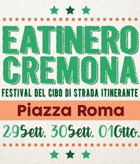 Eatinero Festival del Cibo di Strada Itinerante dal 29 settembre al 1 ottobre Cremona