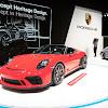 Porsche : 2018 Paris Auto Show