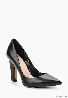 Zapatos negro mujer