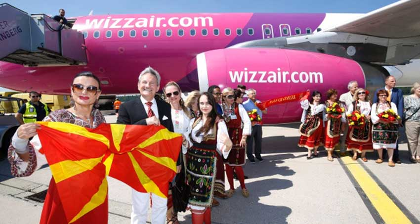 TAV Macedonia, Wizz Air to present future plans for 2018