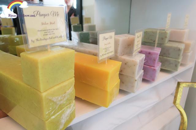 Botanical soaps Pamper Me