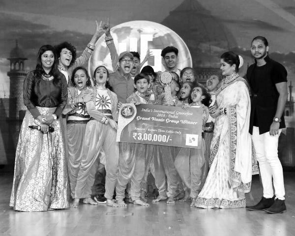दुबईतील आंतरराष्ट्रीय नृत्य स्पर्धेत डोंबिवलीचा डंका, पेसमेकर डान्स अकादमी अव्वल