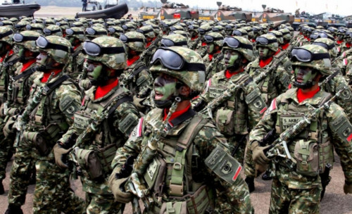 Ancaman Militer Dan Non Militer Pengertian Bentuk Dan Contoh