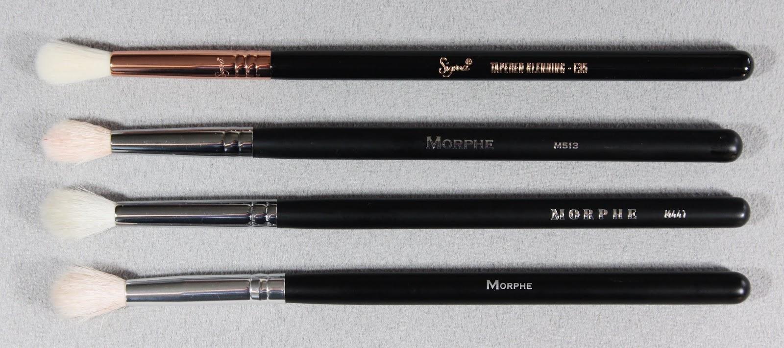 Sigma Brushes Vs Morphe Brushes Dupes The Ra Diaries