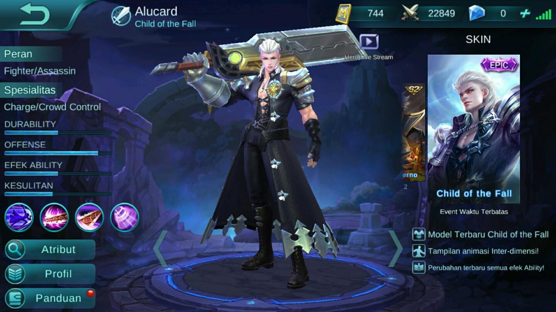 6 Alucard