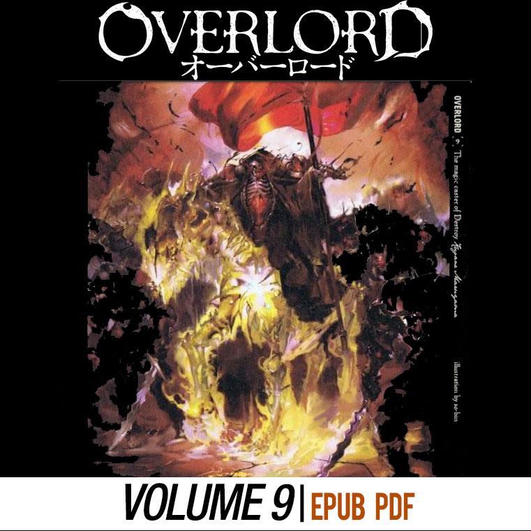 Overlord Light Novel English Vol 1 13 Epub Pdf Download Ryuublogger