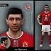 وجه لاعب الاهلي الجديد محمود الجزار PES6