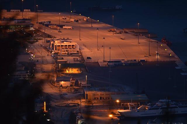 Πέντε συλλήψεις αλλοδαπών στο λιμάνι της Ηγουμενίτσας