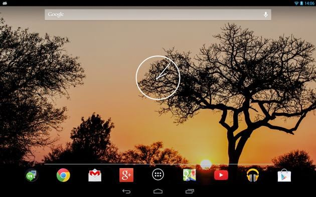 Latest Android L Apps for Wallpapers