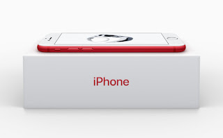 iPhone 7 edisi Red (Foto: Apple) updetails.com