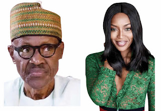News: Why Controversy surrounds Naomi Campbell's meeting with President Buhari