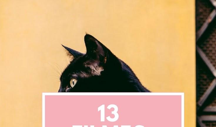 13 Filmes Para Assistir na Sexta-Feira Treze