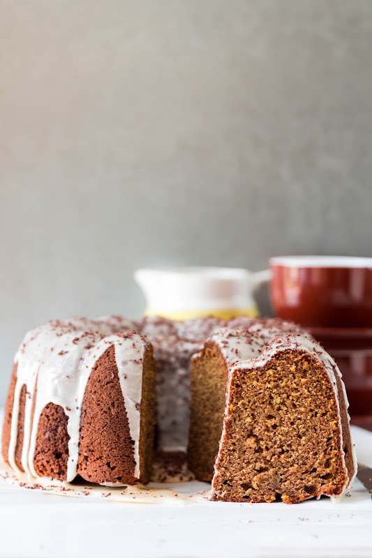Black Bottom Bundt Cake Recipe