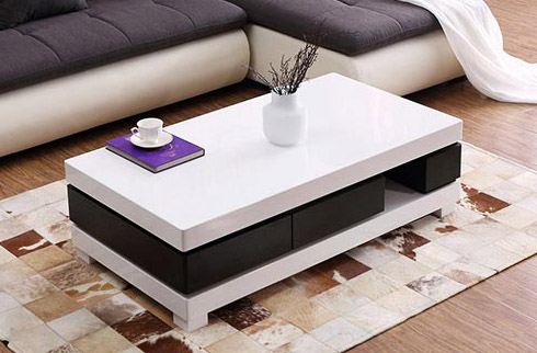 Tư vấn cách chọn bàn trà hiện đại phù hợp với ghế sofa phòng khách