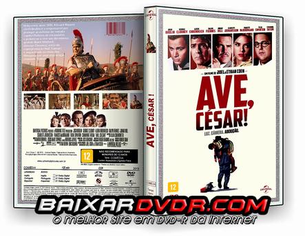 AVE, CESAR! (2016) DUAL AUDIO DVD-R OFICIAL