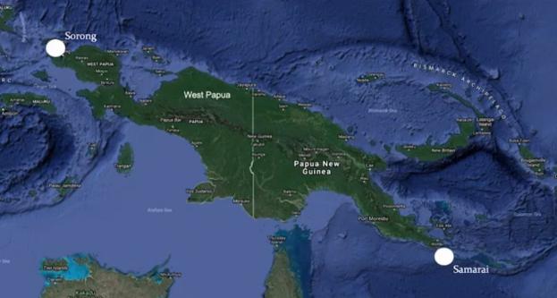 Papua dan PNG: Dua Bersaudara Satu Rumpun dari Sorong – Samarai