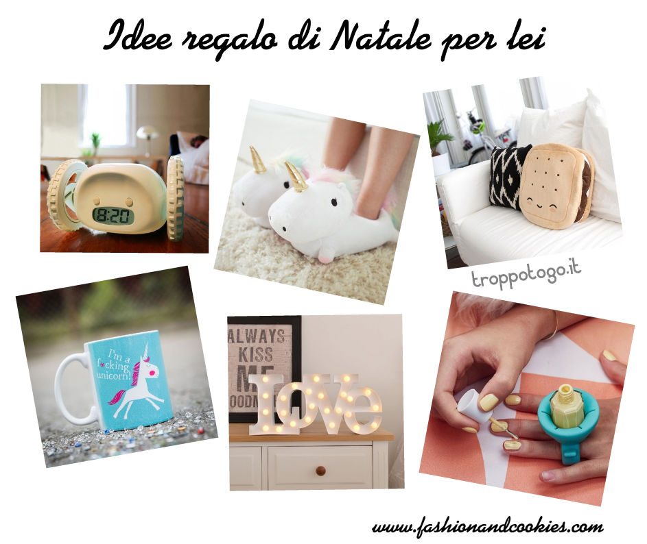 Idee regalo Natale per lei con Troppotogo su Fashion and Cookies fashion blog, fashion blogger style