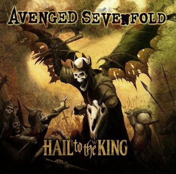 avenged sevenfold nightmare full album torrent