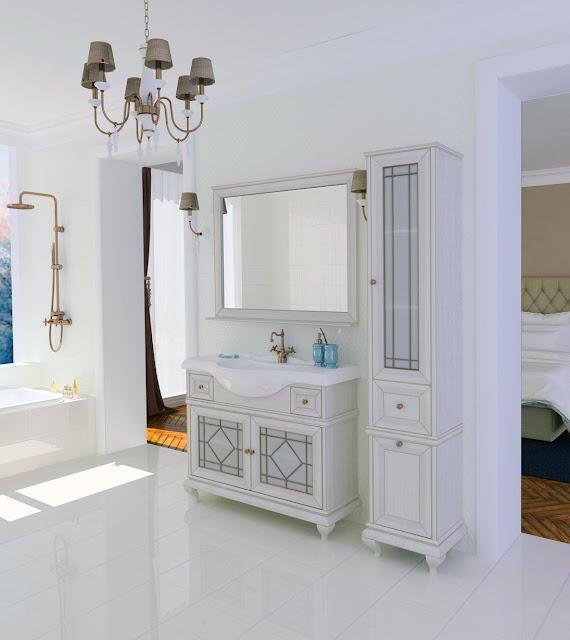 Мебель Акватон Беатриче для ванной комнаты