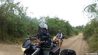Motociclistas perdidos próximo a Catas Altas/MG.