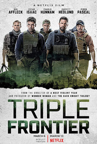 Triple Frontier (Web-DL 720p Dual Latino / Ingles) (2019)