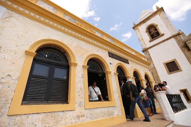 Igarassu ganha nova Casa do Artesão e Museu Histórico
