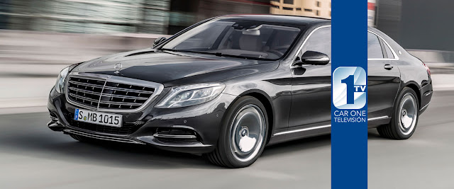La novedad de los nuevos Maybach Clase-S de Mercedes