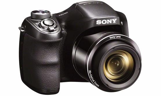 Harga Kamera Sony Cybershot DSC-H200 Terbaru Spesifikasi Lengkap