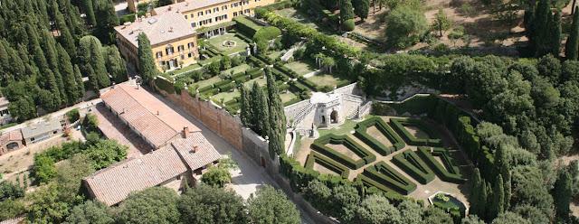 La Foce, near Siena, home of Incontri in Terra di Siena