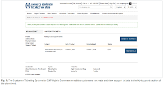 PowerUp Hybris Commerce with Cloud for Customer, Acorel