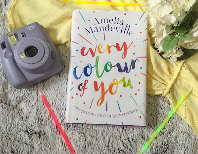 Book review: Every Colour of You by Amelia Mandeville