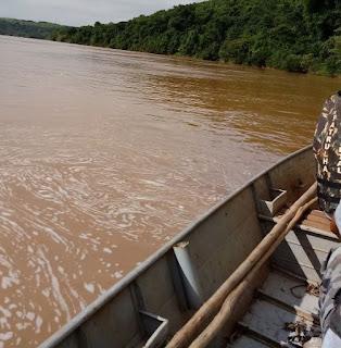 Crueldade sem tamanho:Corpo de jovem é encontrado nas águas do Rio Ivaí