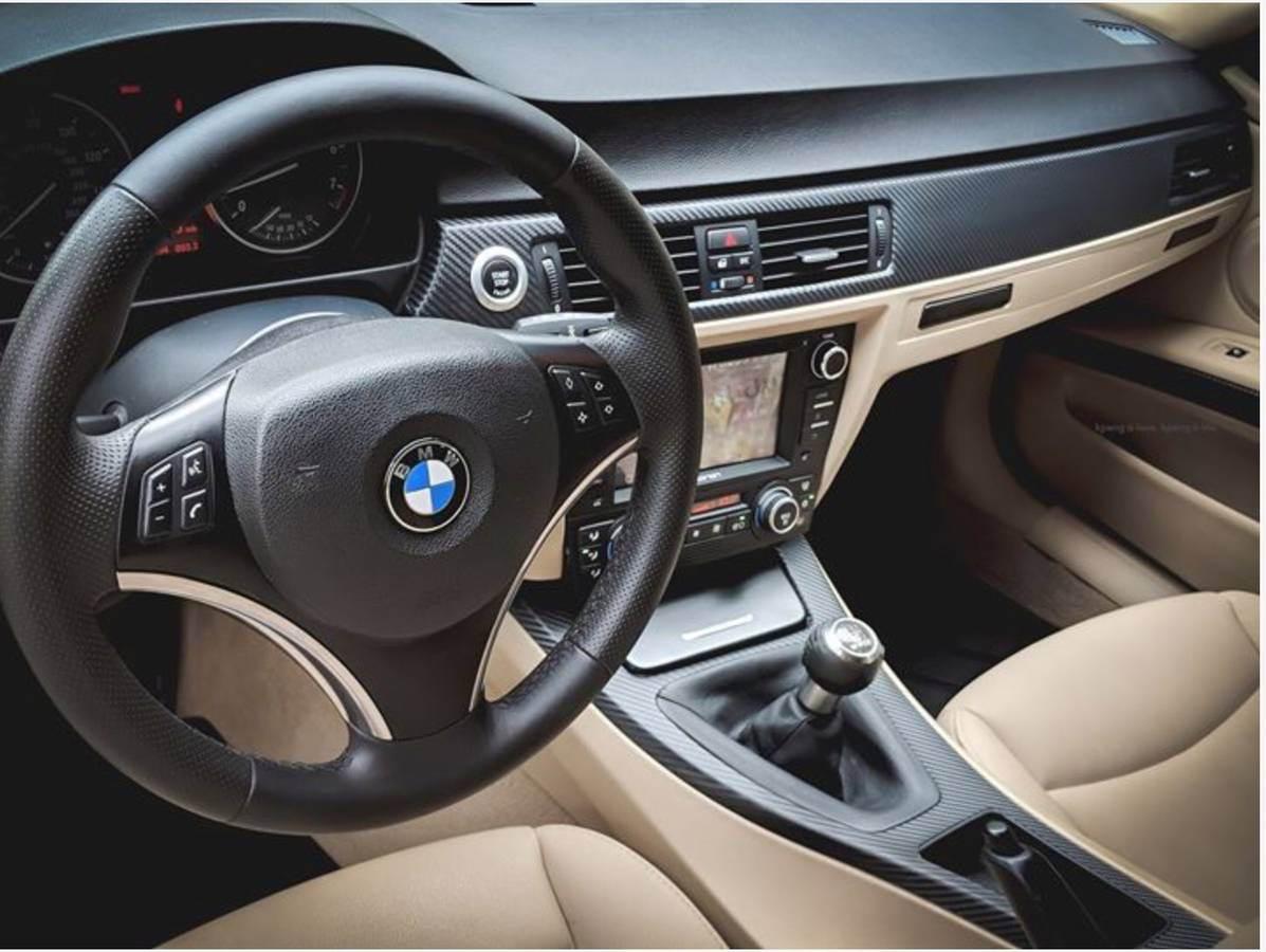 Daily Turismo: 6-Speed Touring: 2008 BMW 328i Wagon E91