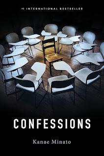 Confessions by Kanae Minato book cover